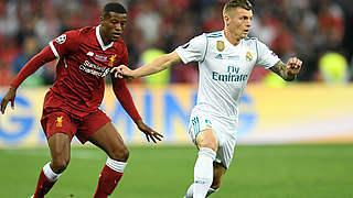 Real und Kroos triumphieren über Liverpool
