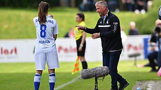 Duisburg verlängert mit Trainer Gerstner