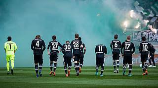 64.500 Euro Geldstrafe für Borussia Mönchengladbach