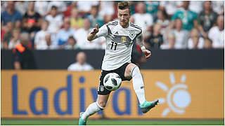 Reus ist Spieler des Saudi-Arabien-Spiels