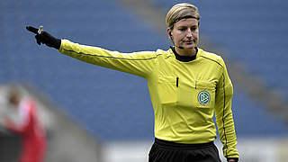 Anna-Lena Heidenreich steigt in die Frauen-Bundesliga auf
