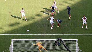 WM 2014: Hummels' goldener Kopfball