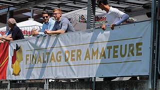 Finaltag der Amateure 2019: Alle Anstoßzeiten festgelegt