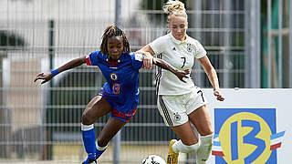 Duisburg holt U 20-Nationalspielerin Lange