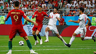 Portugal mit Remis ins Achtelfinale