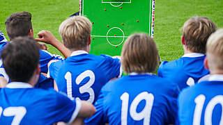 Neues UEFA-C-Diplom für Breitenfußballcoaches