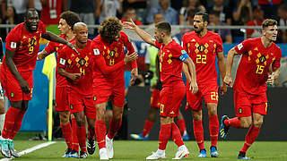Belgiens goldene Generation: Krönung mit dem WM-Titel?
