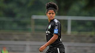 Frankfurt bindet U 17-Nationalspielerin Martinez bis 2020