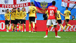 Belgien gewinnt kleines Finale