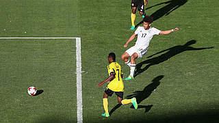 Aue holt U 20-Nationalspieler Iyoha