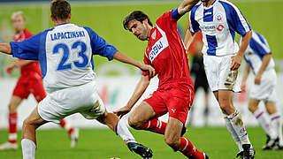Drei Spiele, drei Siege: Hansa will Serie gegen Stuttgart ausbauen