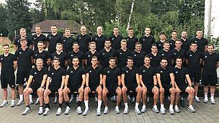 Schiedsrichterlehrgang in Grünberg: Gut vorbereitet auf die neue Saison