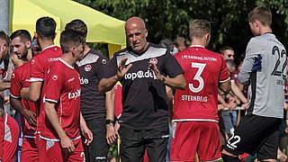 Trainerumfrage: Kaiserslautern Topfavorit auf den Aufstieg