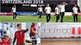 U 19-Frauen-EM: Deutsches Halbfinale live bei Sport1