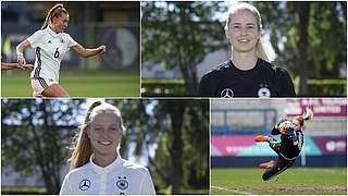 U 20 vor der WM: Im DFB-Stützpunkt gereift