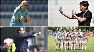 Fakten vor EM-Finale: Erst ein Gegentor für deutsche U 19