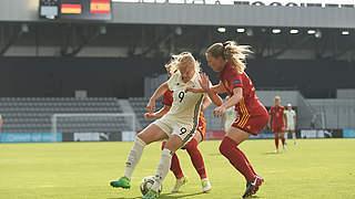 U 19-Frauen verlieren EM-Finale