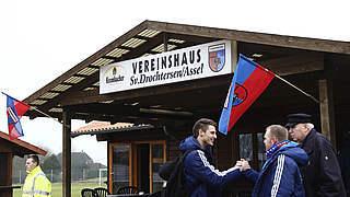 Das große Spiel: Drochtersen/Assel erwartet Rekordsieger Bayern