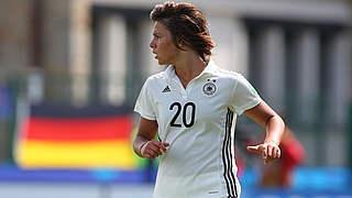 Lena Oberdorf: Mit 16 bei der U 20-WM