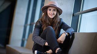 DFB-Frauen: Sara Däbritz hat den Hut auf