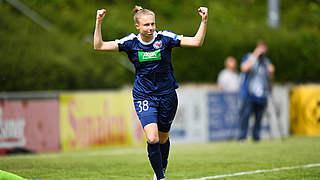 Laura Lindner: Vom Stützpunkt und Internat bis in die Bundesliga