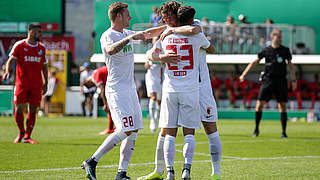 Rückkehrer Hahn rettet Augsburg