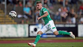 Werder Bremen als erstes Team in Runde zwei