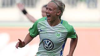 Harder verlängert in Wolfsburg bis 2021