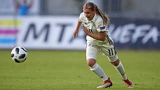 Vanessa Fudalla lässt FC Bayern II jubeln