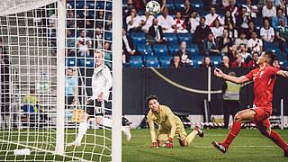 Brandt ist Spieler des Peru-Spiels