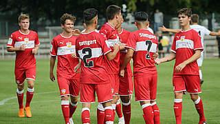 VfB empfängt Kickers zum Stadtderby