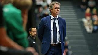 Loosveld: EM 2022 ist ein schönes Ziel