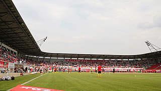 Untersagungsverfügung: Halle gegen Rostock offiziell verlegt
