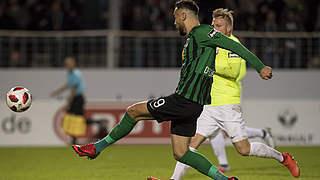 3:0gegen Wehen Wiesbaden: Münster springt auf Rang zwei