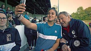 Video: Selfies und Autogramme in Essen