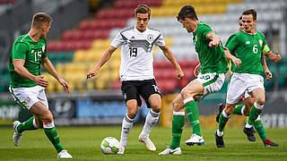 21:0 Tore in Pflichtspielen gegen Irland