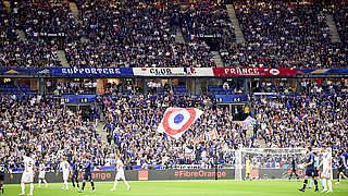 11,69 Millionen sehen Frankreich-Spiel