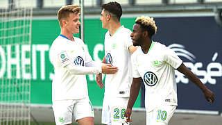 St. Pauli gegen Wolfsburg: Das Spiel der Woche live auf DFB-TV