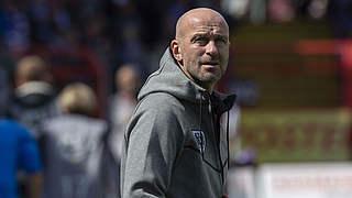 Geldstrafen für Münster-Coach Antwerpen und Großaspach-Vorstand Koukoutrigas
