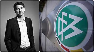 Markus Holzherr neuer Geschäftsführender Direktor Finanzen beim DFB