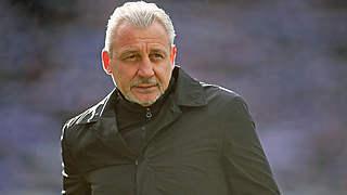 Hansa Rostock beurlaubt Trainer Dotschew