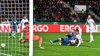 Fortuna besiegt Pokalsiegerbesieger Ulm