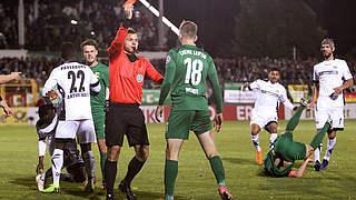 Drei Pokalspiele Sperre für Leipzigs Wendt