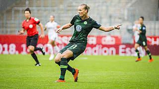 Olympiasiegerin Popp bis 2022 in Wolfsburg