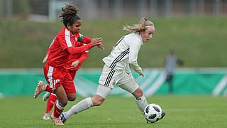 U 15 beweist gegen Schweizer U 16 Geduld