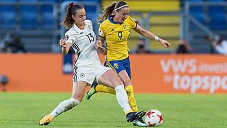 WM-Vorbereitung: DFB-Frauen spielen im April 2019 in Schweden