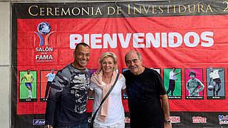 Neid in Hall of Fame des mexikanischen Fußballs aufgenommen