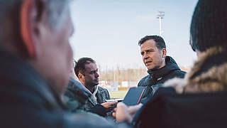 DFB-Team vor Niederlande: Gute Mannschaft für EM 2020 aufbauen