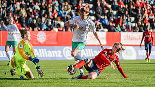Drittes Duell: Bremen will gegen Bayern endlich punkten