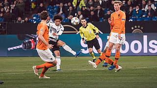 Sané ist Spieler des Niederlande-Spiels